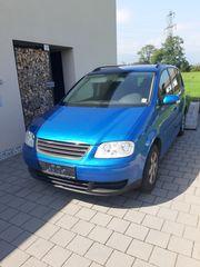VW Touran 7 Plätzer