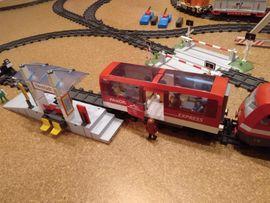 Sonstiges Kinderspielzeug - Playmobil - ferngesteuerte elektrische Eisenbahn mit