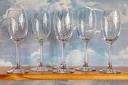 8 Stück Martini Prosecco Gläser