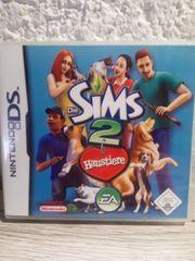 Nintendo DS Spiel die Sims2