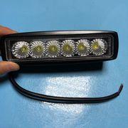 18W LED Arbeitsscheinwerfer Light Bar
