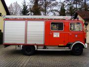 Feuerwehrfahrzeug LF8