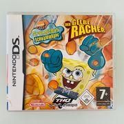 NintendoDS Spongebob Schwammkopf - der gelbe