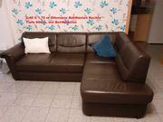 Wohnzimmer Kombination Wohnwand Couchgarnitur