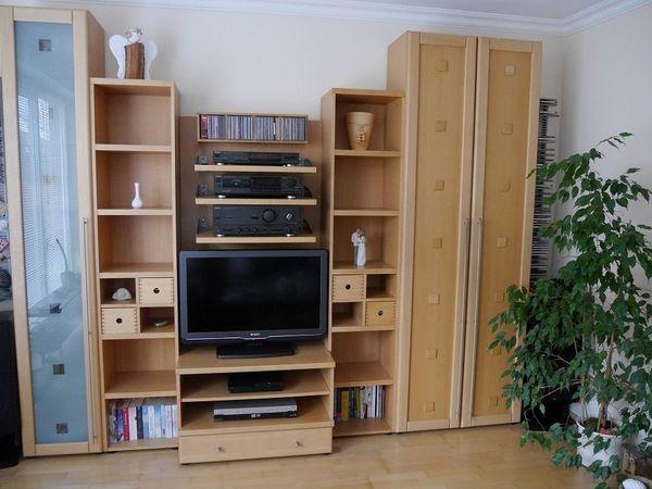 Moderne Wohnwand, Schrankwand, » Wohnzimmerschränke, Anbauwände