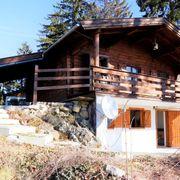 Holzblockhaus als 2 Wohnsitz 1000