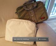 2 Laptoptaschen 15 Zoll neuwertig