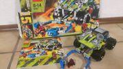 Lego Powerminer 8190 Mini Monstergreifer
