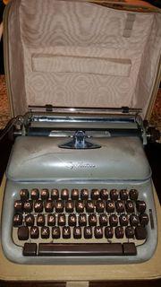 Alte Schreibmaschine Optima