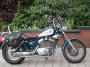 Gebrauchtes Yamaha-Leichtkraftrad XV125N