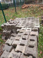 Knochensteine Pflastersteine Betonsteine