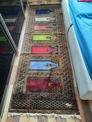 Teppich handgeknüpft