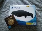 Playstation 4 PS4 Konsolen plus