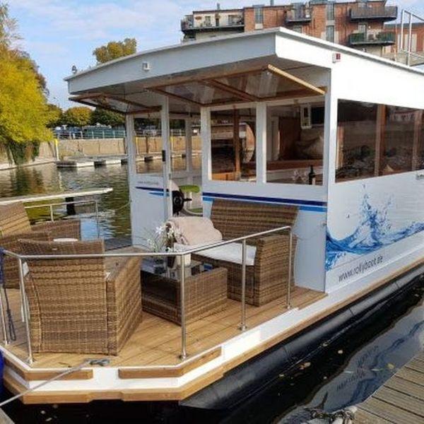 Hausbooturlaub Führerscheinfrei auf der Havel