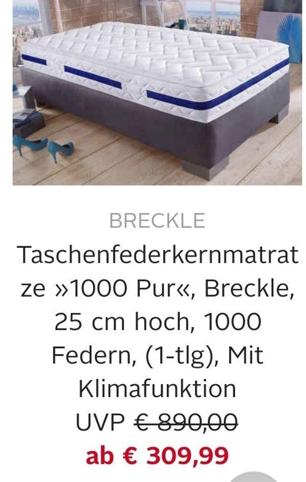 Matratze 140 200 Wie Neu In Wartenberg Matratzen Rost Bettzeug