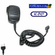 KEP-115-SB Lautsprechermikrofon Amateurfunk CB Funk