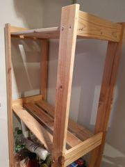 IKEA ALBERT Holz Regal