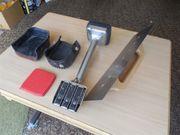 Maler und Fußbodenlrger Werkzeuge