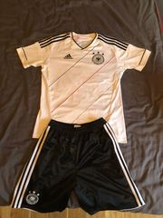 Fußballtrikot Fußball Trikot 164 Deutschland