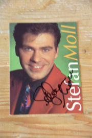 Original Stefan Moll Autogramm Autogrammkarte