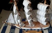 altes Segelschiff 3 Master