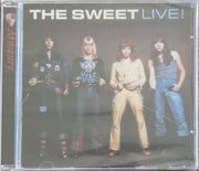 The Sweet live -CD Neuwertig