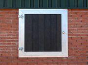 8 Fensterladen Solid Stallfenster Stall