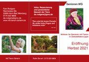 Bauernhof Senioren-WG für 2021
