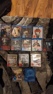 PS3 Spiele GTA5 etc Blu-ray