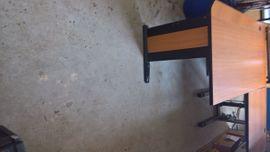 Büromöbel - Schreibtisch Holz