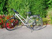 Damen Alu TrekkingRad Mountainbike in