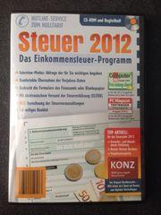 Steuer CD 2012