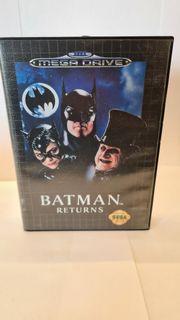 Batman Returns für die Sega