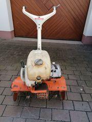 Solo Motorhacke 566 mit Reifensatz