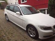 BMW 318 i - Touring weiß