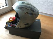 Kinder-Skihelm Carrera Gr S 55 -