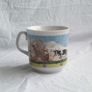 Käfer Tasse - Kaffee Haferl Tasse