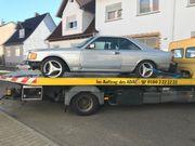 Bastel Auto Mercedes