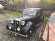 Jaguar Daimler Oldtimer von 1939