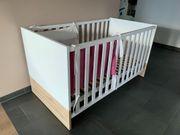 Babybett Gitterbett wie NEU - verfügbar