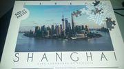 Puzzle Shanghai - 500 Teile - neuwertig
