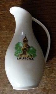 Ansichtsvase Lauscha - Thüringer