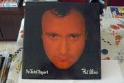 PHIL COLLINS LP - No Jacket