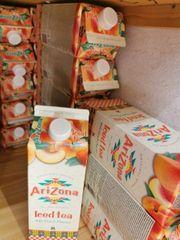 AriZona iced tea Eistee 2x