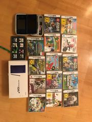 Nintendo DSi inkl 14 Spiele