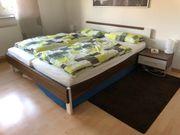 Schlafzimmer mit Schlaraffia Lattenrost