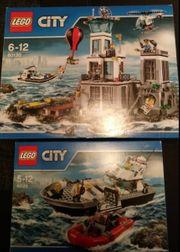 Lego City Polizei 60129 60130
