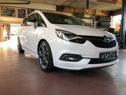 Opel Zafira-NUR 8800 km