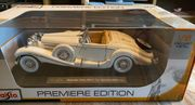 Modellauto Mercedes 500K Typ Specialroadster