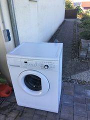 Verkauf einer Bauknecht Waschmaschine
